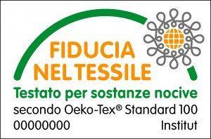 marchio certificazione fiducia nel tessile